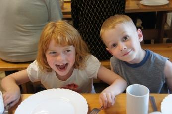 Ethan and Klara