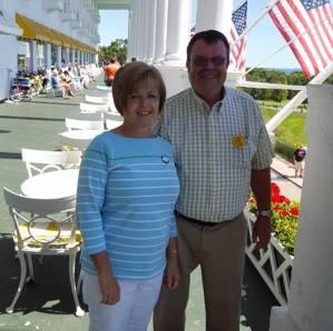 Andy & Janet Allen