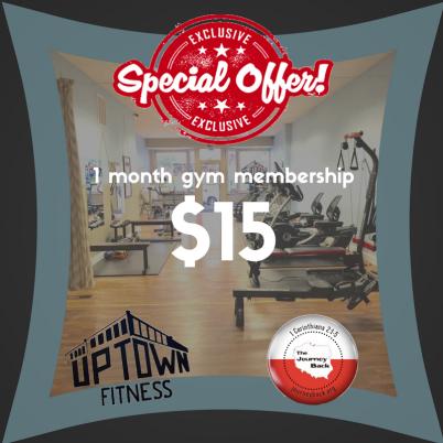 Gym Membership (2)