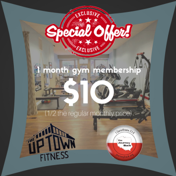 Gym Membership (3)