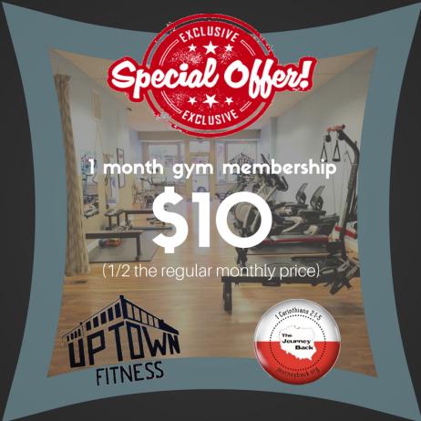 Gym Membership (4)